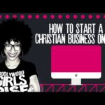 How To Start A Christian Business Online (Christian Entrepreneur Workshop)