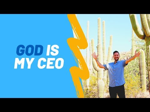 Christian Business Principles – God Is My CEO