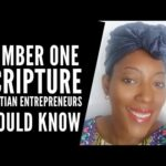 The One Scripture Every Christian Entrepreneur Should Know – Christian Business Principles.